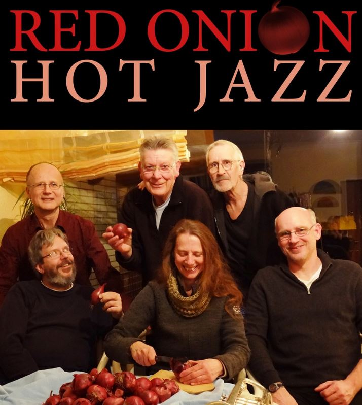 red onion hot jazz - titel mit foto